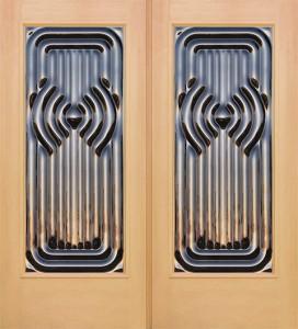 Pulse Double Doors