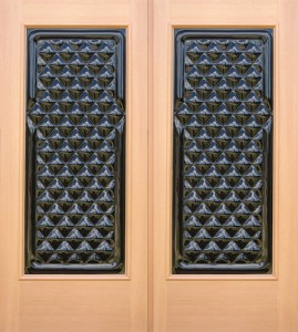 Diamante Double Doors