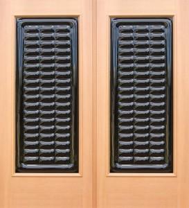 Shoji Double Doors
