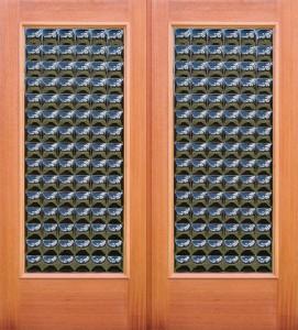 Cobbles Double Doors